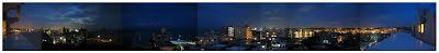 Okinawa panoramic view