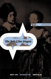 Nels Cline Singers Poster design