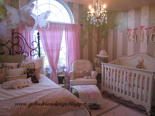 Girls bedroom design girls room themes for Experimenting in the bedroom ideas