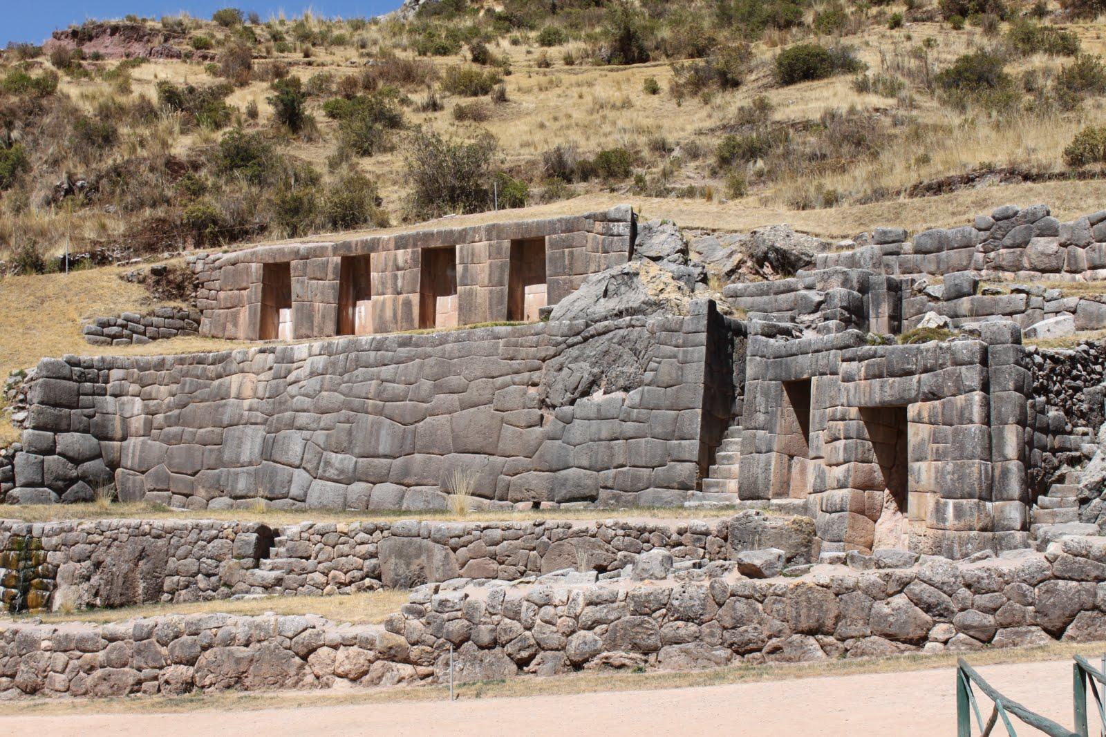 Tambo que podremos ver, al recorrer el camino Inca