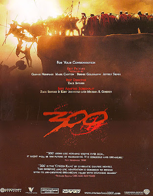 "For Your Consideration...""300?"""