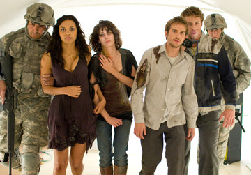 """Cloverfield"" Interview"