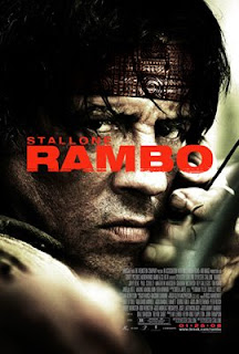 Saturday in the Theater with Rambo