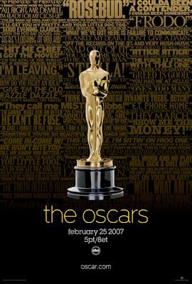 New Oscar Poster