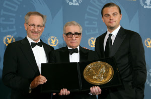 Scorsese Wins DGA Award