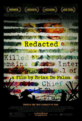 """Redacted"" One Sheet"