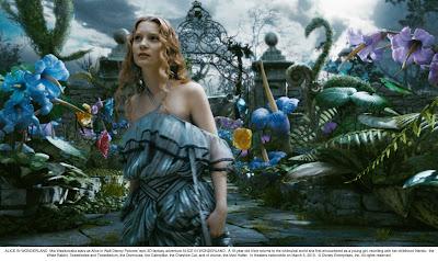"On ""Alice in Wonderland"""