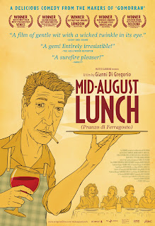 "Review: ""Mid-August Lunch"""