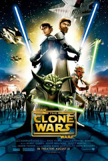 "Review:  ""Star Wars:  The Clone Wars"""