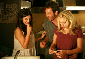 "On ""Vicky Cristina Barcelona"""