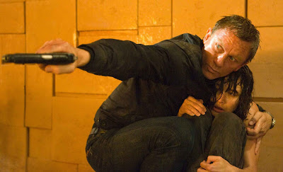 "Some Thoughts on ""Quantum of Solace"""