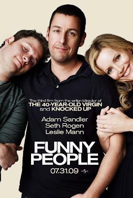 "First Look:  ""Funny People"""