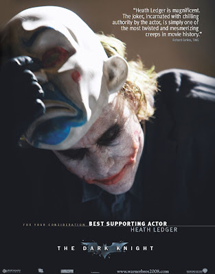 "For Your Consideration:  ""The Dark Knight"""