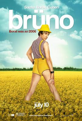 """Bruno"" Poster"