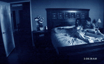 """Paranormal Activity"" Tops Box Office"