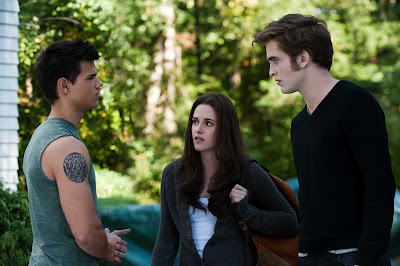 "On ""The Twilight Saga: Eclipse"""