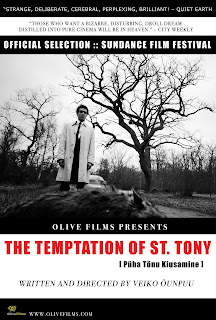 "Review: ""The Temptation of St. Tony"""