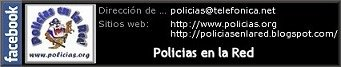 Policias en la Red en Facebook