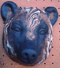 Bear Head (sold)