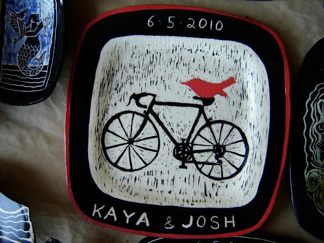 Kaya & Josh Wedding Platter