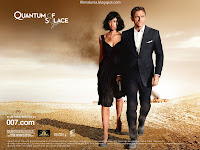 Wallpapers of film Quantum Of Solace (2008) - 05