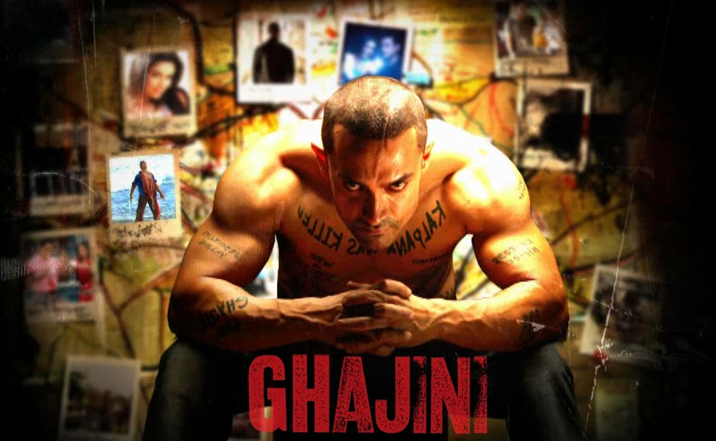 ghajini 2008 movie trailer aamir khan movie trailers
