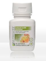 Nutrilite Natural Multi Carotene