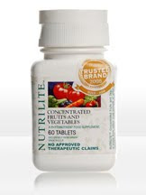 Nutrilite Concentrated Fruits Vegetables