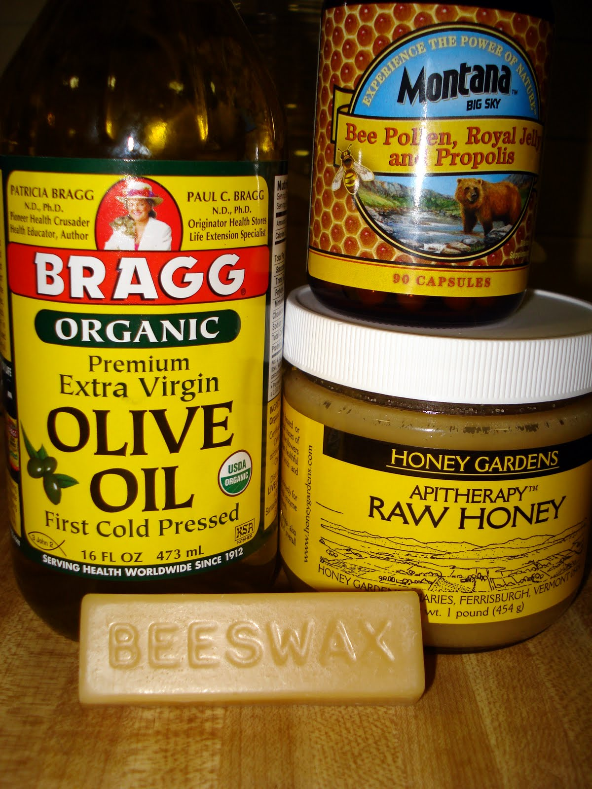 Propolis (recipes for use)