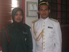 Cik Alifah & En.Nasran