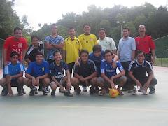 Pasukan Futsal Guru & Bekas Pelajar