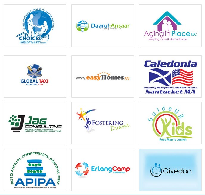 ... Logo Design by LogoProDesign: Community and Foundations Logo Design