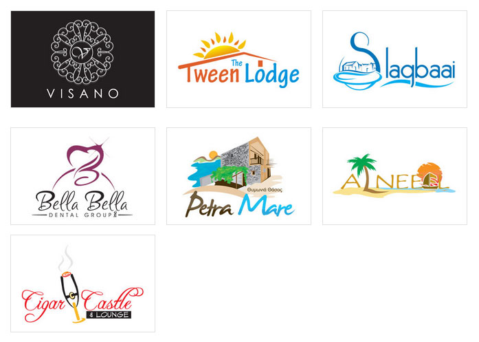Custom logo design by logoprodesign hotels and for Hotel logo design