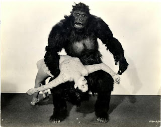 Publicity still for Captive Wild Woman