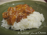 Oven Chicken Teriyaki