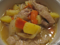 Roasted Turkey Stew