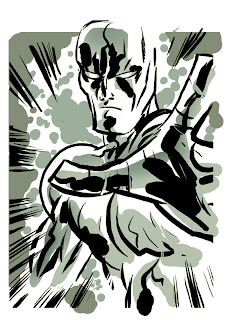 Dan McDaid Silver Surfer
