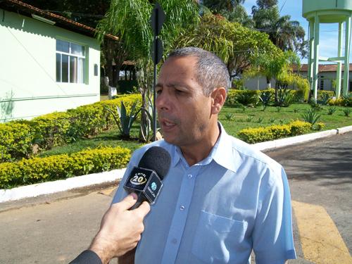 Edmilson Magalhães - Gestor Administrativo e Financeiro do Lar Betânia