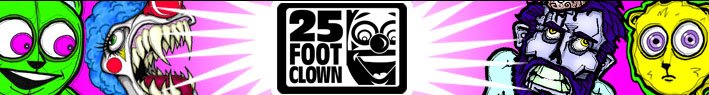 25FootClown: The Blog
