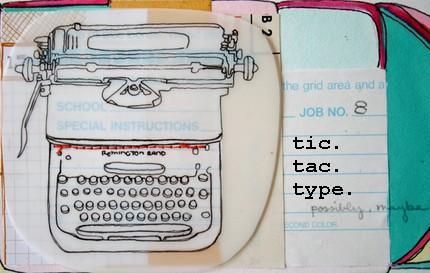 tic. tac. type.