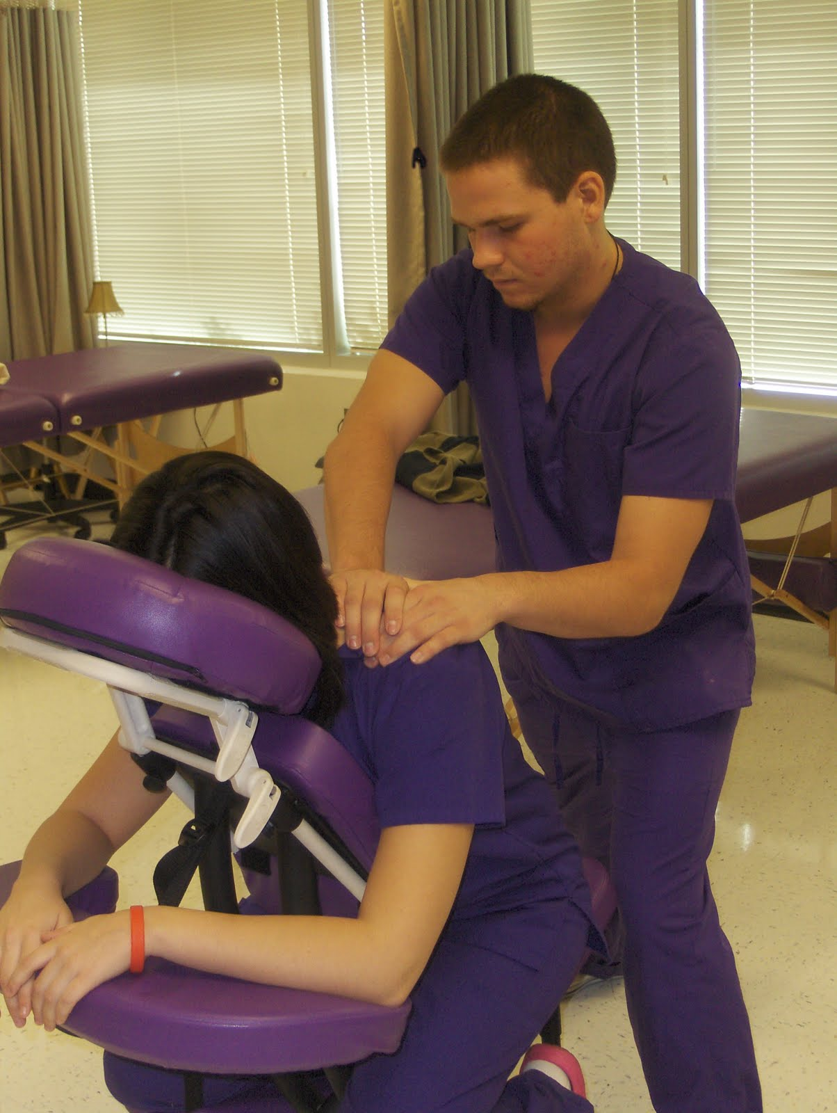 EVIT News Adults It s time to enroll for Massage Therapy