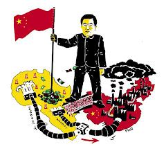 A África e a China