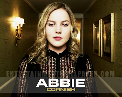 Abbie Cornish Poster