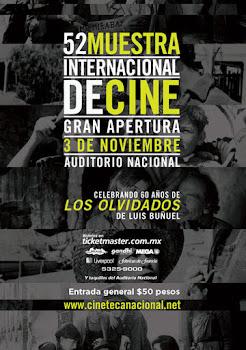 52 Muestra Internacional de Cine