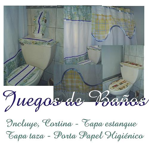 Juegos De Baño Originales:JUEGOS DE BAÑO