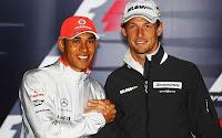 Button y Hamilton n