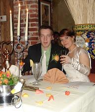 Alicia and Daniel Fessenden