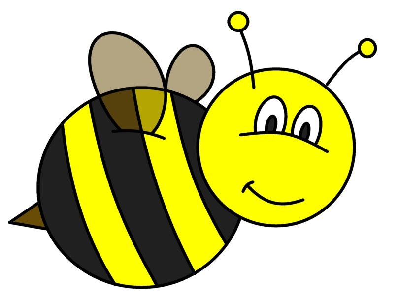 How to Draw a Cartoon Bumble Bee - YouTube