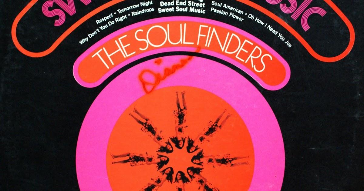 Soul Finders Sweet Soul Music