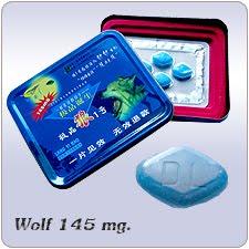 Wolf 145 mg